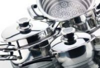 Cookware, Pans, Crockery & Glass